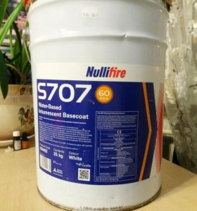 """""""Nullifire"""" огнестойкая краска"""