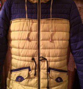 Куртка демисезон, разм.40-42, рост 164.