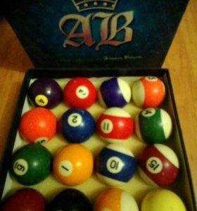 Бильярдные шары 57.2