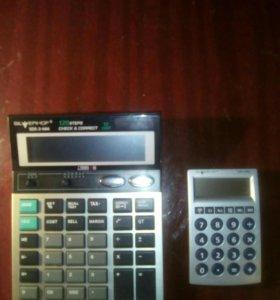 Электронные каркуляторы
