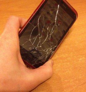 Телефон HTC на запчасти.Торг