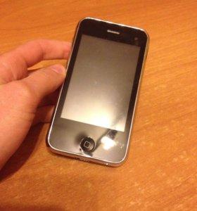 Телефон iphone на запчасти.Торг
