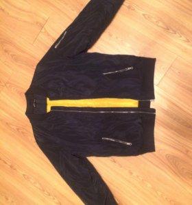 Куртка бомбер мужская новая