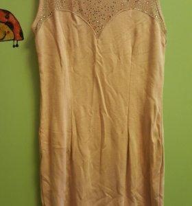 Платье трикотаж глория