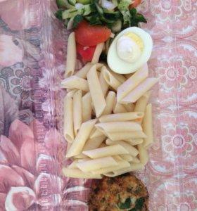 Готовые обеды