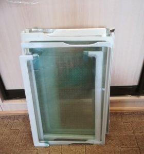 Стеклянные полки для холодильника