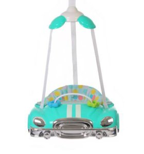 Прыгунки Auto, (Virigian blue), Jetem
