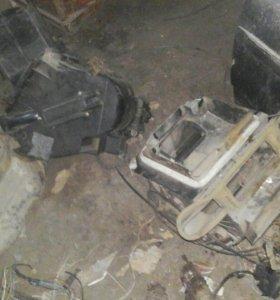Стартера,панель приборов,монтажные блоки, ЭБУ