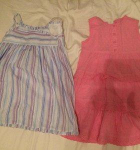 2 платья mothecare 18-24
