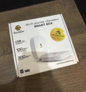 Новый Wi Fi роутер beeline