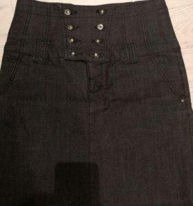 Юбка джинсовая женская Vero Moda