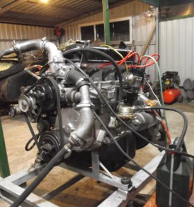 двигатель УМЗ-417