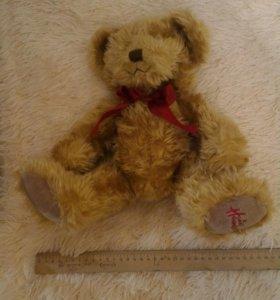 Мягкая игрушка мишка Hamleys коллекционная