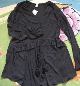 Новое платье-туника Н&М