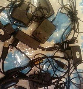 Зарядные устройства и комп мыши