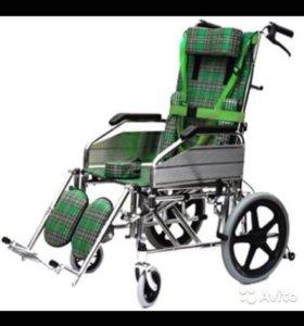 Кресло-каталка для инвалидов LY-250-957 Titan