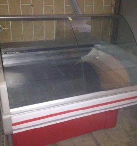 "Витрина холодильная для магазина ""Двина 120"""