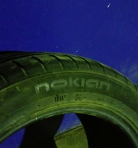 Шина Nokian для автомобиля