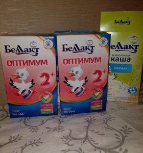 Смесь сухая молочная