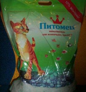 Силикагелевый наполнитель для кошек 10 литров
