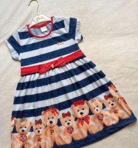 Новое.Платье для вашей модницы