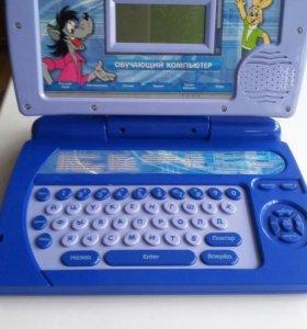 Обучающий компьютер для детей.