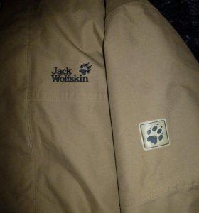 Мужская куртка Jack Wolfskin