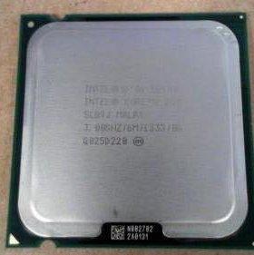 Intel Core 2 Duo E8400 Wolfdale Б/У