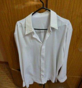 Рубашка шелковая (мужская)