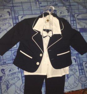 Шикарный Новый костюм для малыша