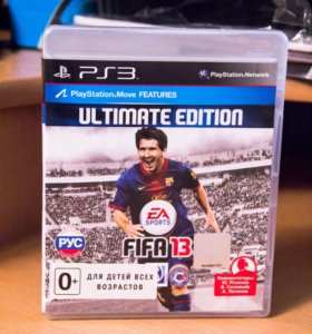 Fifa 13 Ultimate Edition (Игра на PS3)