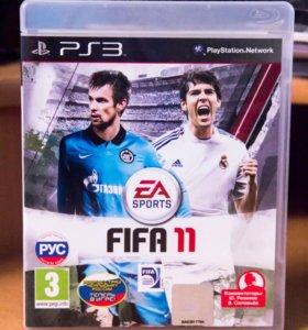 Fifa 11 (Игра на PS3)