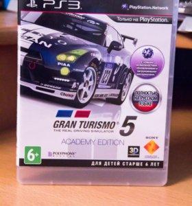 Gran Turismo 5 (Игра на PS3)