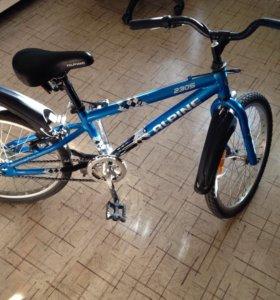 Велосипед Alpine детский 6-11 лет