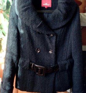 Пальто укороченное д/с 46-48