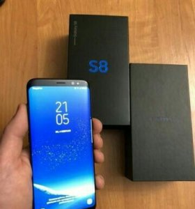 Новые Samsung Galaxy s8 edge