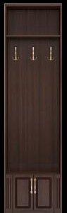 Шкаф комбинированный с тумбой