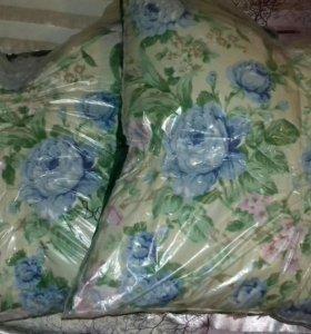 Новые подушки с натуральным наполнителем