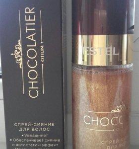 Спрей- сияние для волос chocolatier