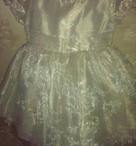Платье нарядное (1годик)+подарочек🎁