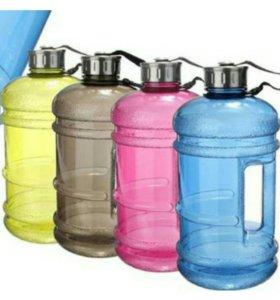 Фляга/бутылка для воды, спортивного питания