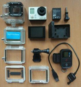 Камера GoPro hero 3 Black Edition