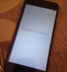 iPhone 6 на 16 гб