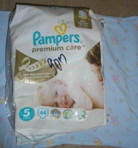 Pampers preium 5 11-18 kg