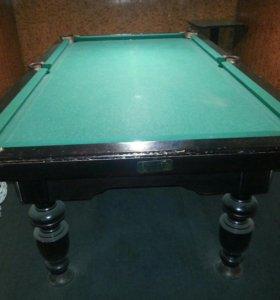 Продается Бильярдный стол 8 ф. Пул (Американка)