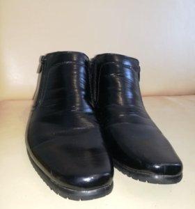 НоВыЕ Туфли зимние с мехом