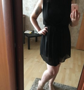 Красивое летнее платье