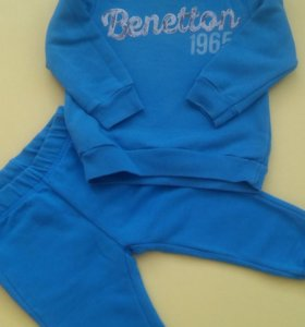 Костюм Benetton 82cm