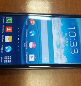 Samsung galaxy S 3 .