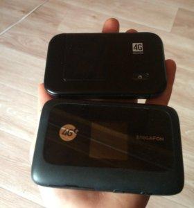 Wifi роутер работает на все операторы продаю два